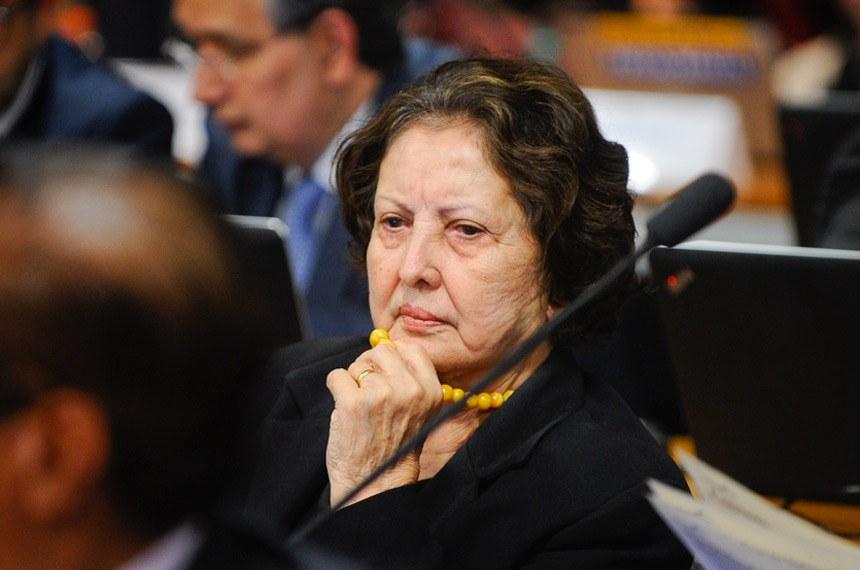 A proposta de emenda à Constituição (PEC) da senadora Maria do Carmo Alves (DEM-SE) está em análise na Comissão de Constituição, Justiça e Cidadania (CCJ)