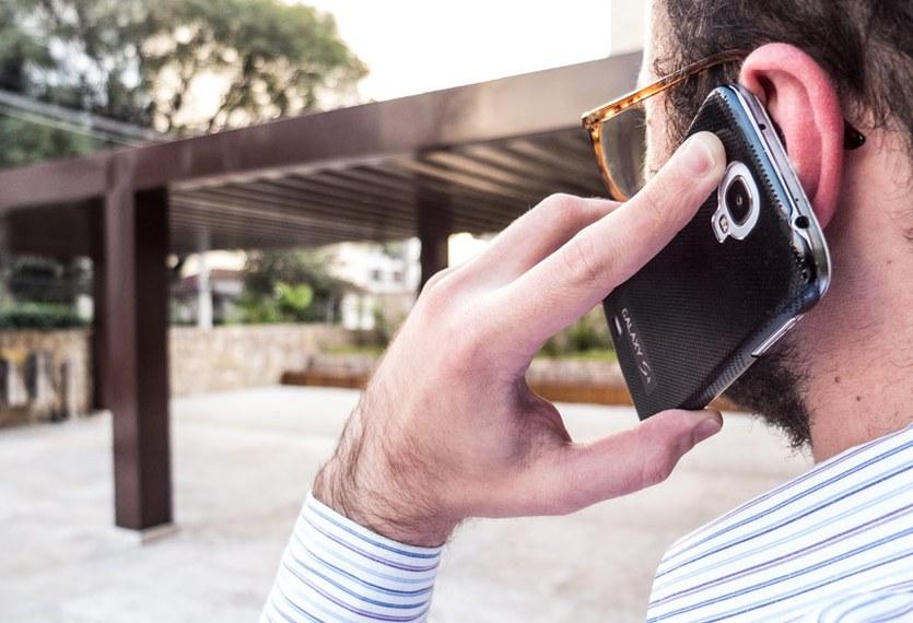 Telefonia no Brasil em pleno crescimento.