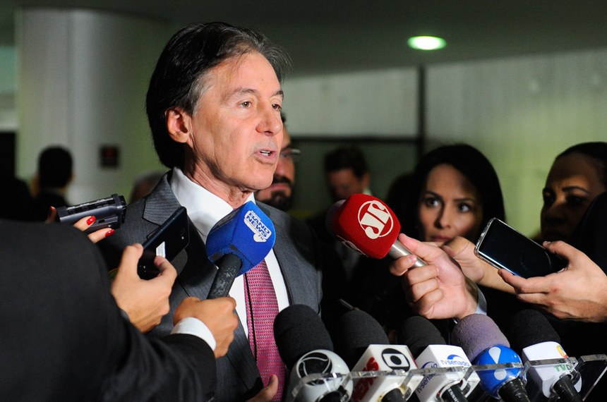 Proposta de fundo eleitoral de Romero Jucá prevê bingo