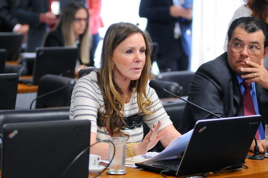 """Para a relatora, senadora Vanessa Grazziotin (PCdoB-AM), o desejável é que as situações de violência doméstica contra a mulher sejam """"repreendidas com celeridade e veemência, sob pena de a demora ensejar violência ainda maior"""""""