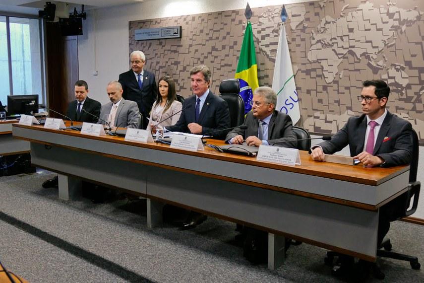 A audiência apontou que o Brasil não está preparado para lidar com o ciberterrorismo