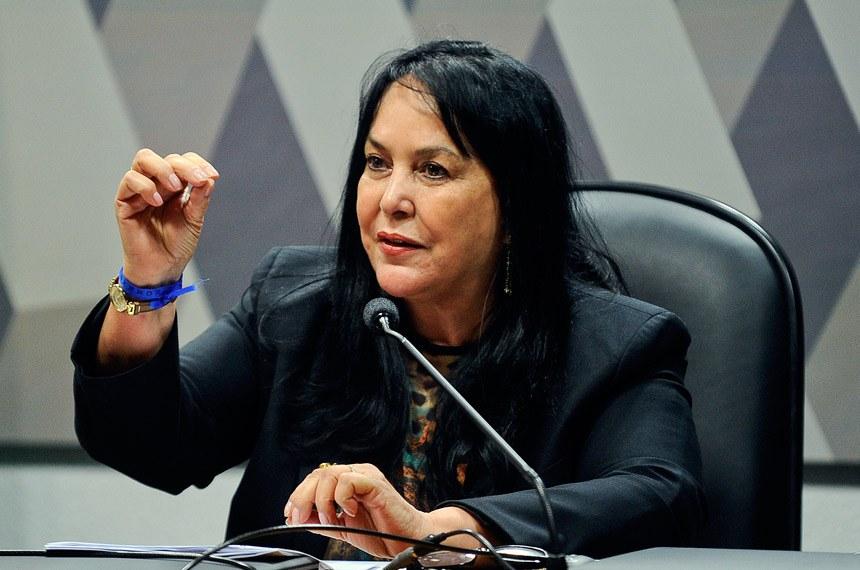 Comissões Mistas Medidas Provisórias (CMMPV) - Eleição do presidente e vice-presidente das MPs 719/2016, 720/2016, 723/2016, 724/2016, 725/2016, 726/2016,  727/2016, 728/2016, 729/2016.   Senadora Rose de Freitas (PMDB-ES) em pronunciamento.    Foto: Marcos Oliveira/Agência Senado