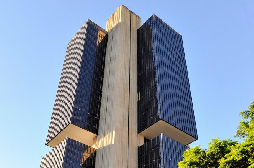 Edifício sede do Banco Central do Brasil - Brasília (DF).