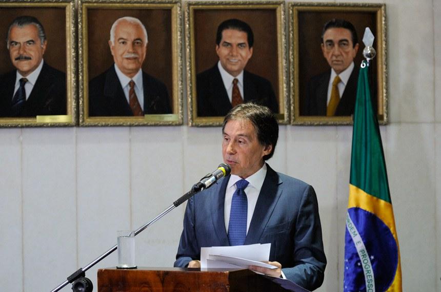 Eunício Oliveira disse que o Conselho de Comunicação terá uma valorosa contribuição a oferecer no combate ao fenômeno da proliferação de notícias falsas