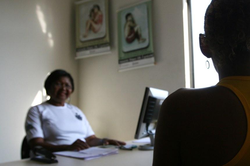 Ações do Governo da Bahia no combate à violencia contra mulher  Na foto: Delegacia de Atendimento a Mulher de  Periperi  Foto: Ronaldo Silva/AGECOM