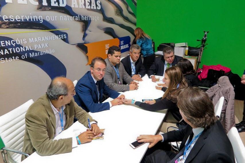 Brasil ainda tem muitos desafios na área ambiental, apontam senadores na COP 23, que participam.