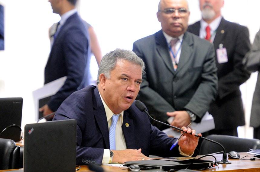 O relator, senador Sérgio Petecão (PSD-AC), disse que, em um tema sensível e importante como a circulação de armas de fogo, a consulta direta ao povo se apresenta como uma solução democrática
