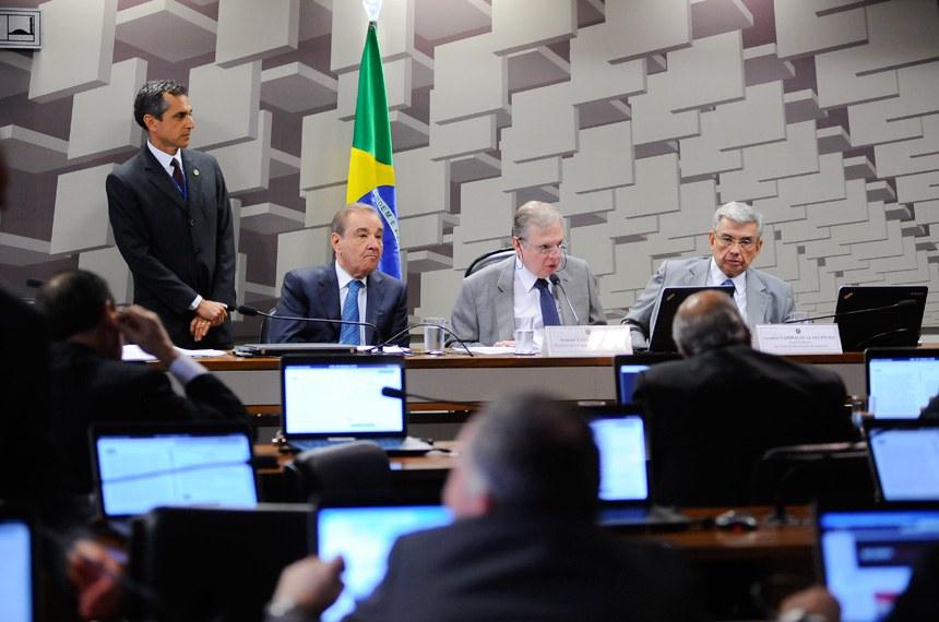 Reunião da Comissão de Assuntos Econômicos (CAE) desta terça-feira (28)