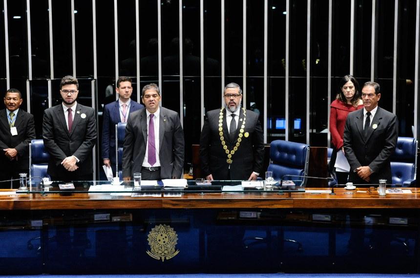 Sessão aponta papel da Maçonaria nas mudanças de rumo da sociedade brasileira