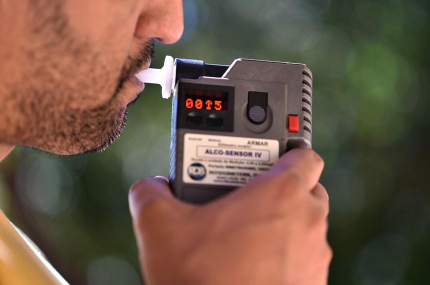 24.07.2017 Novos etilômetros reforçam fiscalização de motoristas embriagados