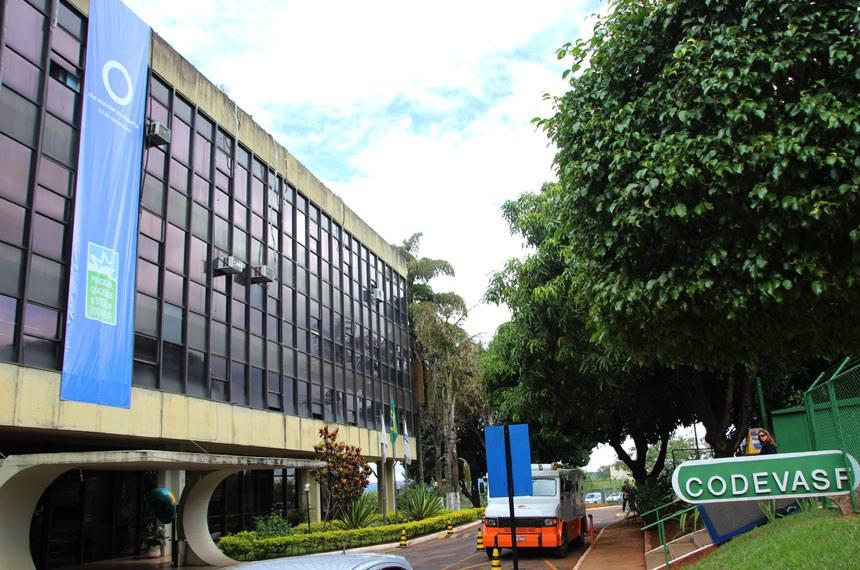 25.11.2013 Edifício Sede Codevasf  Créditos : Cássio Moreira/ Codevasf