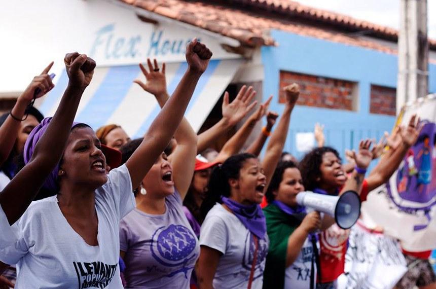 Marcha Mundial da Mulheres - Movimento de mulheres por direitos