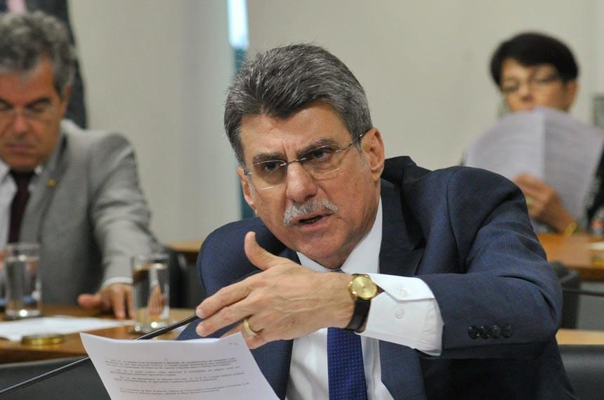 O projeto, em tramitação na Comissão de Assuntos Econômicos, é de autoria do senador Romero Jucá