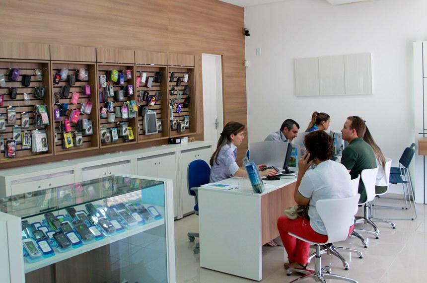 Loja de celular e planos de telefonia móvel em Catalão-GO