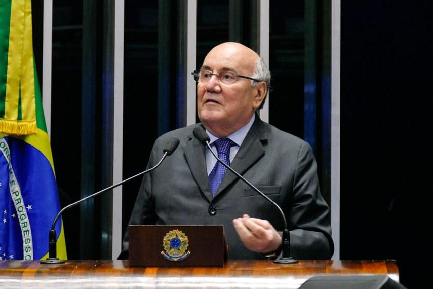 Plenário do Senado Federal durante sessão especial destinada   Foto: Roque de Sá/Agência Senado