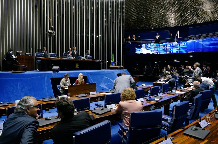 Três projetos sobre segurança pública estão na pauta do Plenário