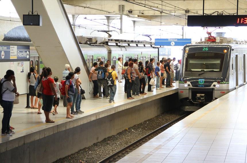 Linha CBTU, Recife