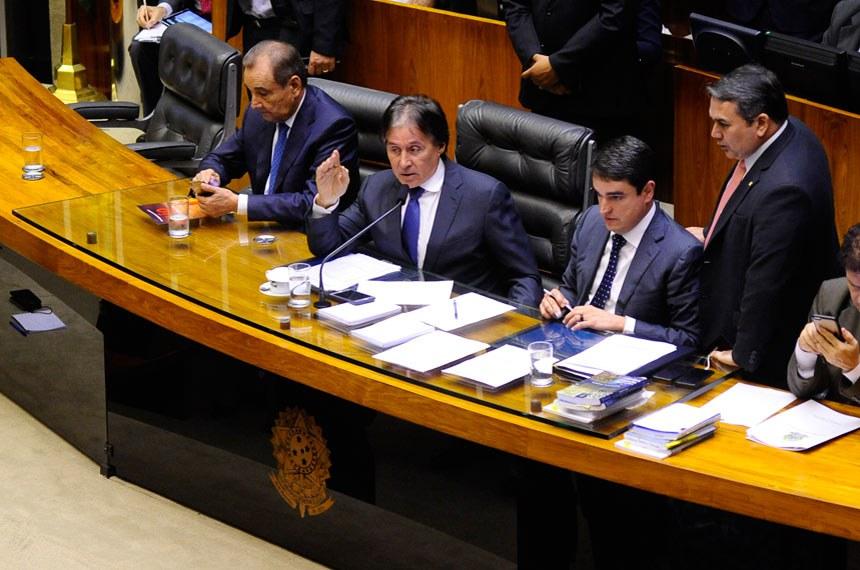 Derrubada de veto à MP do Refis?