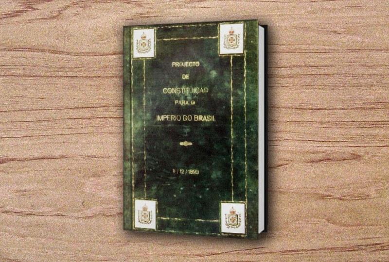 Muitos artigos do projeto de Constituição discutido pelos constituintes de 1823 foram incorporados à Carta outorgada em 1824, apesar de Dom Pedro ter dissolvido a Assembleia Nacional