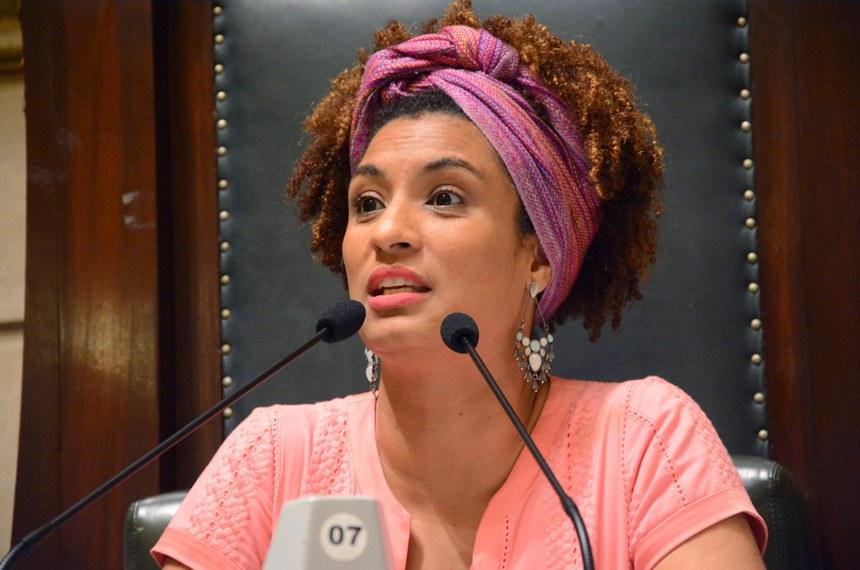 Vereadora Marielle Franco (PSOL-RJ)