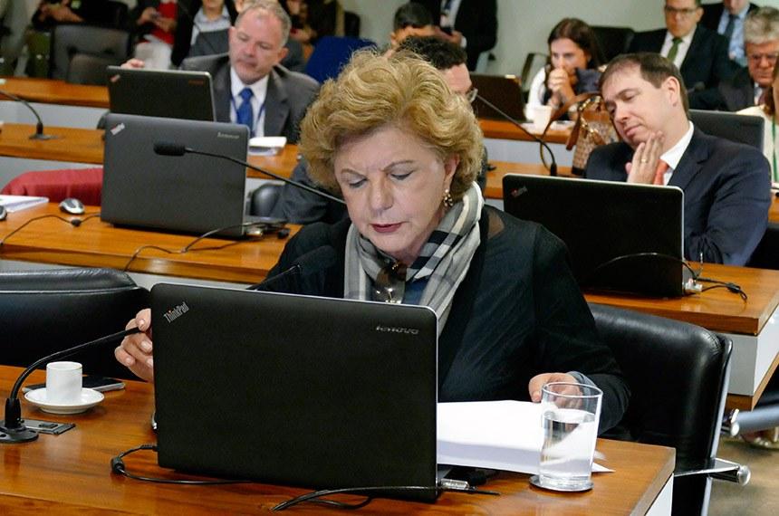 A relatora, senadora Lúcia Vânia (PSB-GO), afirma que a sociedade deve ter acesso facilitado às atividades de governo relativas ao uso de verbas públicas
