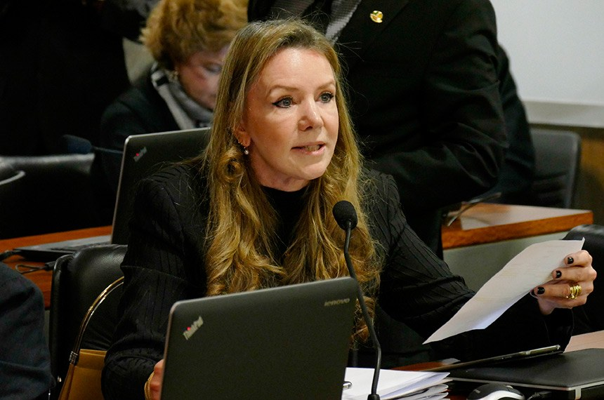 Comissão de Assuntos Econômicos (CAE) realiza reunião com15 itens. Na pauta, o PLS 330/2013, que estabelece regras de proteção de dados pessoais.   Em pronunciamento, à bancada, senadora Vanessa Grazziotin (PCdoB-AM).  Foto: Roque de Sá/Agência Senado