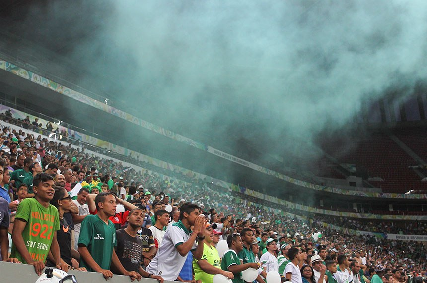 Final do Campeonato Candango de Futebol, Brasília vs Gama. Segundo jogo da final do Campeonato Brasiliense de Futebol entre Brasília e Gama.