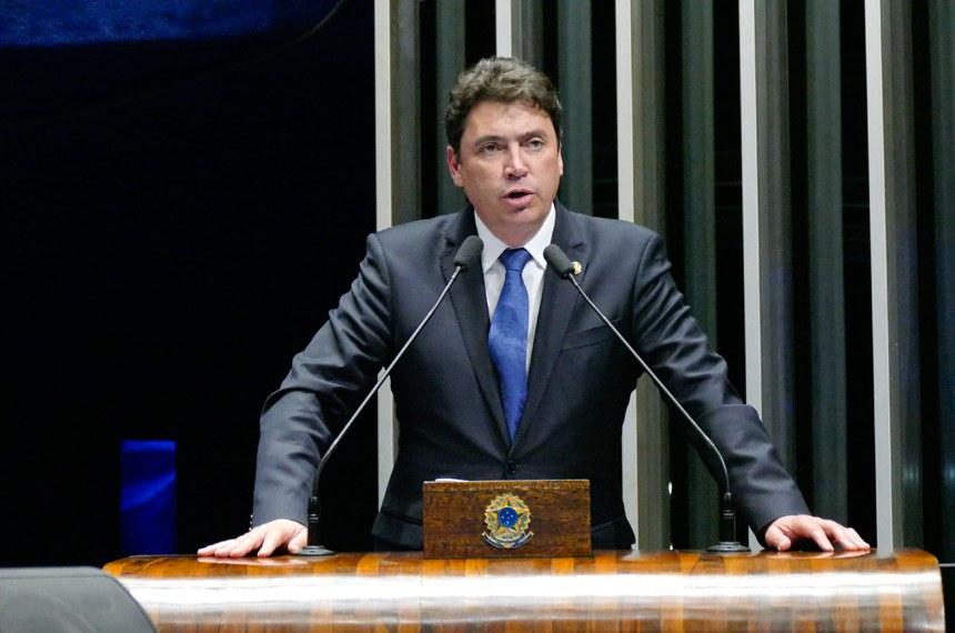 Plenário do Senado Federal durante sessão deliberativa ordinária.   Foto: Roque de Sá/Agência Senado