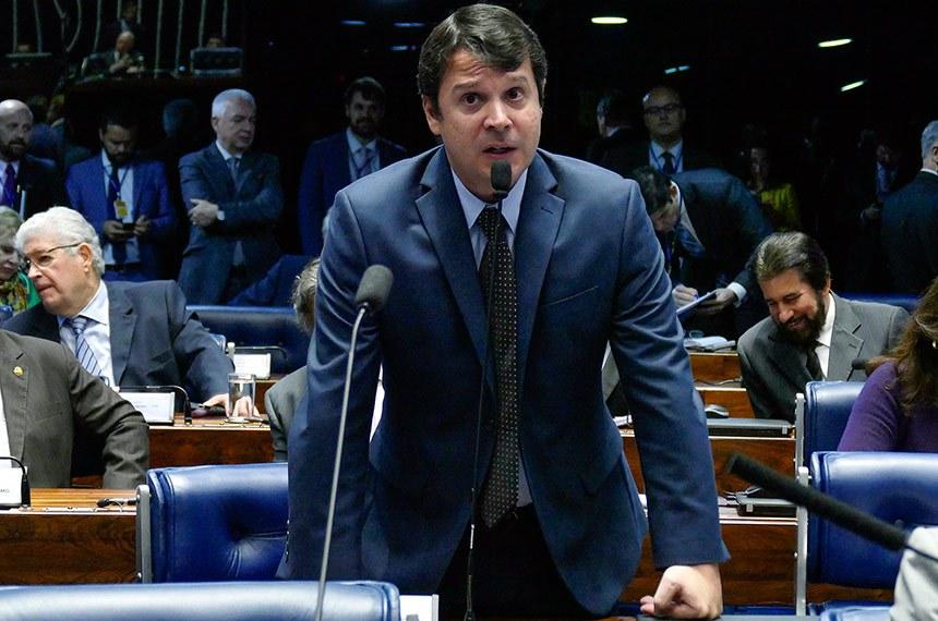 Plenário do Senado Federal durante sessão deliberativa extraordinária.   Foto: Roque de Sá/Agência Senado