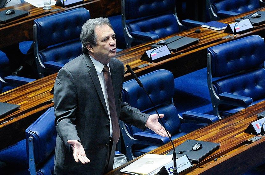 A matéria foi relatada pelo senador Waldemir Moka (MDB-MS), na Comissão de Assuntos Sociais (CAS)