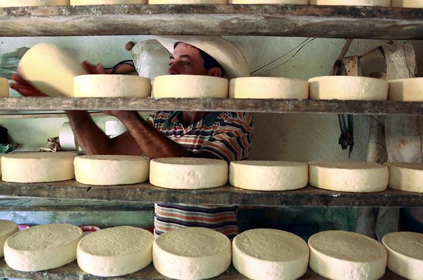 05.02.2015 CANASTRA PROFUNDA  Serra da Canastra, fevereiro de 2015, em busca de produtores de queijo. Fotos de Débora Pereira e Leonardo Dupin produção de queijo artesanal na serra da canastra.