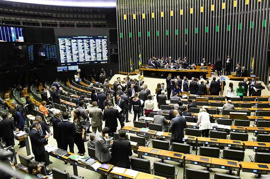 Resultado de imagem para foto do plenário do congresso nacional