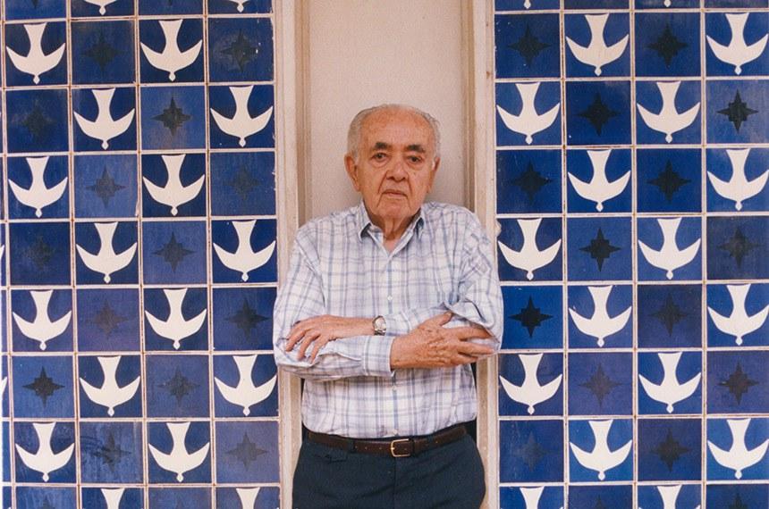 Athos Bulcão completaria 100 anos neste mês de julho