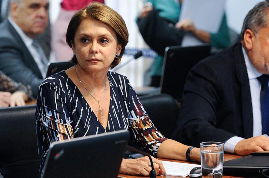 Comissão Mista da Medida Provisória nº 817, de 2018 (Enquadramento e remuneração de servidores de ex-Territórios), realiza reunião deliberativa para apreciação de relatório.   Bancada:  senadora Ângela Portela (PDT-RR);  deputado Luiz Cláudio (PR-RO).  Foto: Marcos Oliveira/Agência Senado