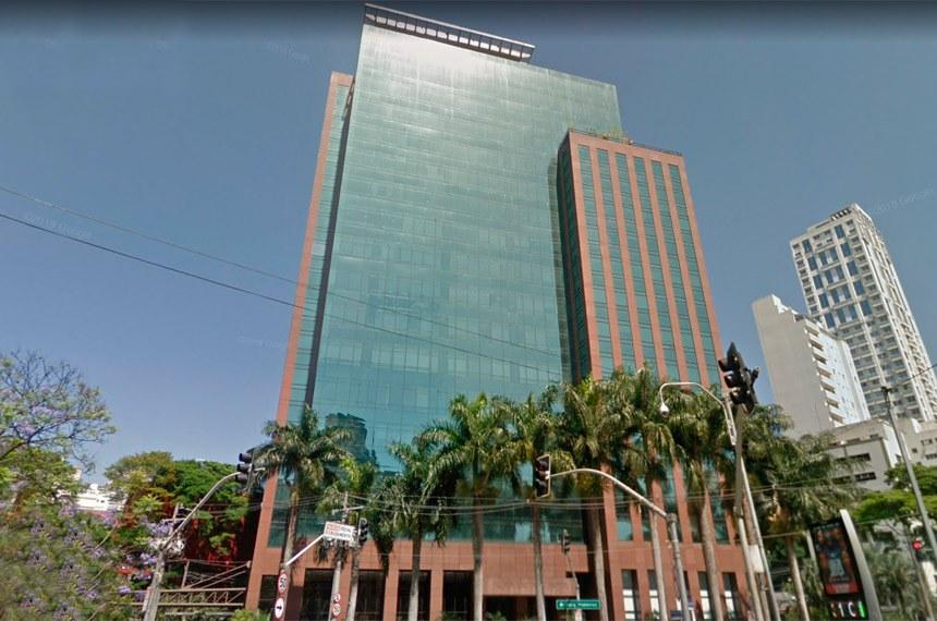 Sede da Finep em São Paulo