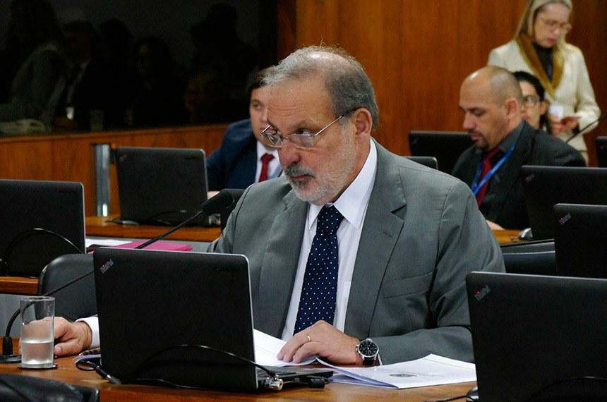 Relator do texto, Armando Monteiro afirma que as mudanças da Câmara melhoraram o projeto