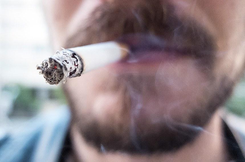 30-05-2014 -  87% de fumantes Brasileiros se arrepende de ter começado a fumar. Foto: Rafael Neddermeyer/ Fotos Públicas