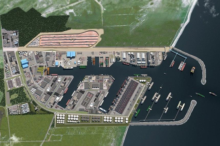 Projeto prevê a criação de área de livre comércio em Presidente Kennedy  (ES) — Senado Notícias