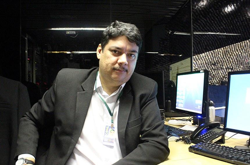Márcio Gleyson da Cunha Bezerra, servidor do Serviço de Operação de Áudio e Plenários (Seap), propôs a página durante um 'Manhã de Ideias'