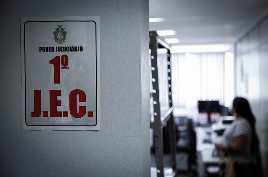 Manaus, 30/05/2017 - 1º Juizado Especial Cível (JEC) reduz acervo de processos.   Foto: Raphael Alves/TJAM