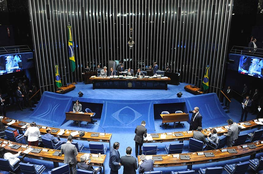 Plenário deve votar projeto que livra dos limites da LRF despesas com pessoal de alguns programas sociais