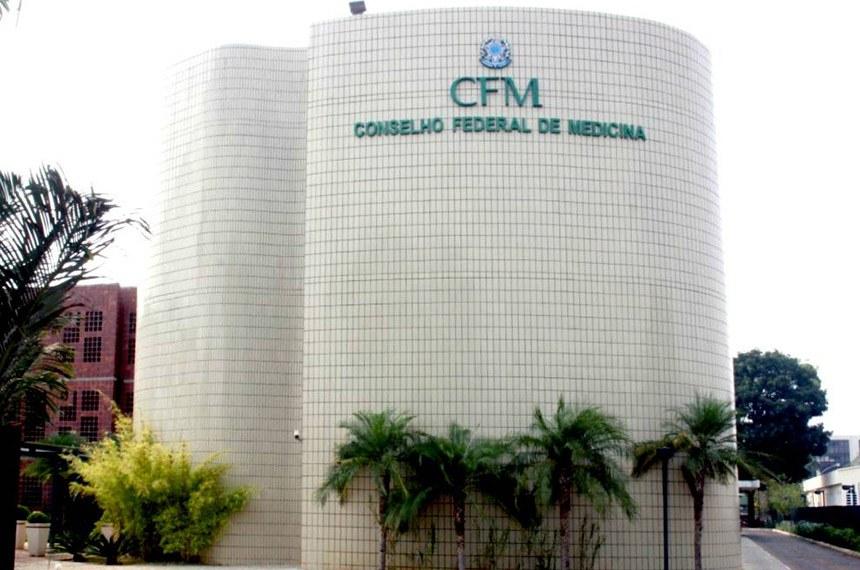 Sede do Conselho Federal de Medicina em Brasília