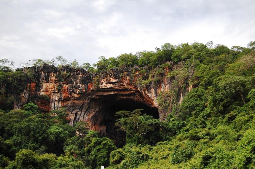 29.12.2012 Parque Estadual de Terra Ronca – Goiás
