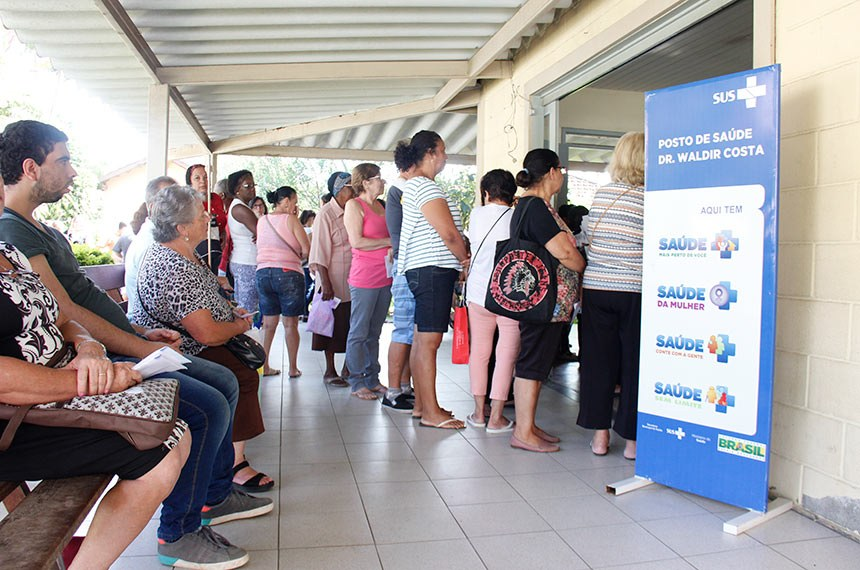 Central de Regulação acaba com filas de madrugada nos postos de saúde