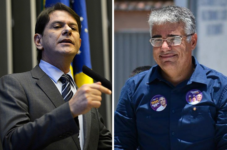 O ex-governador Cid Gomes e o empresário Eduardo Girão serão os novos senadores pelo Ceará