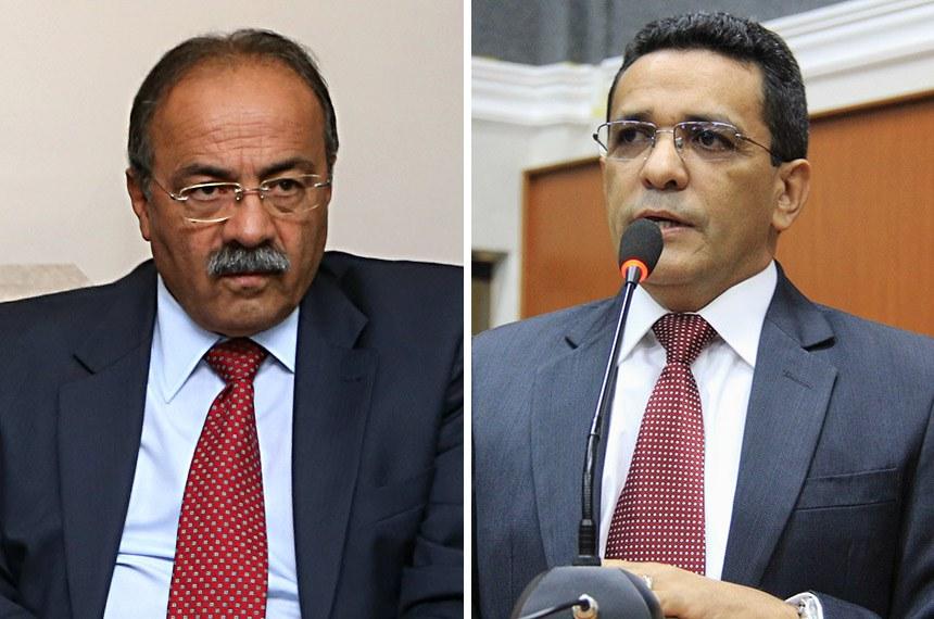 Chico Rodrigues (DEM) e Mecias de Jesus (PRB) são os senadores eleitos por Roraima