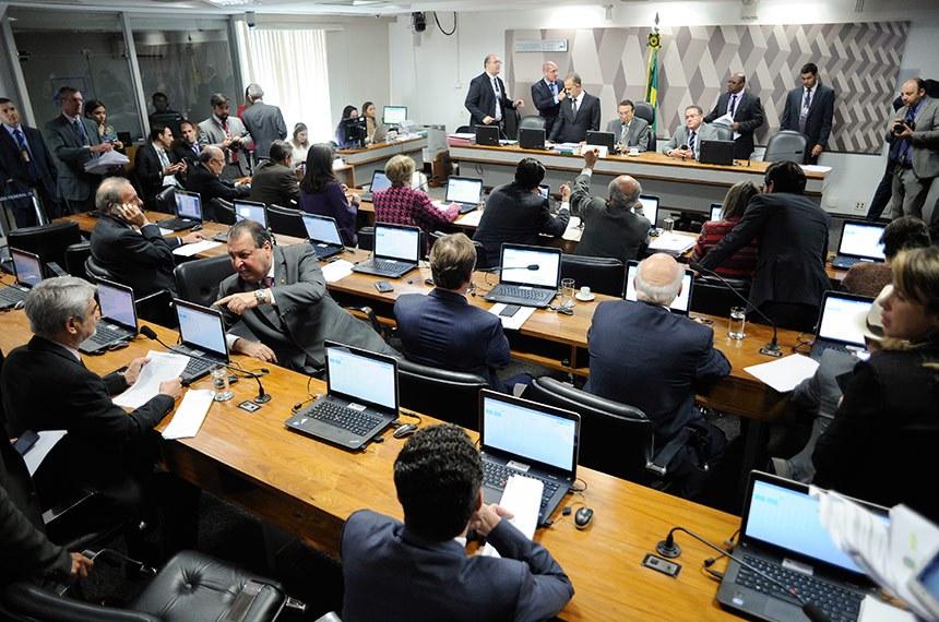 Projeto sobre irregularidades em fundos de pensão está na pauta da Comissão de Constituição e Justiça