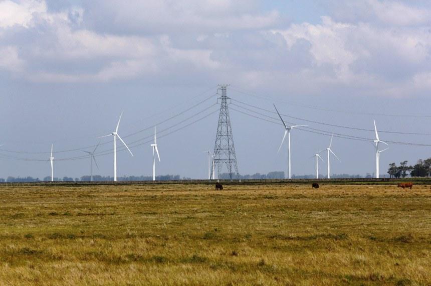 O Parque Eólico Geribatu, integrante do Complexo Eólico Campos Neutrais, instalado, está em Santa Vitória do Palmar (RS). O parque é composto por 10 usinas que totalizam 129 aerogeradores e 258 MW de capacidade instalada.