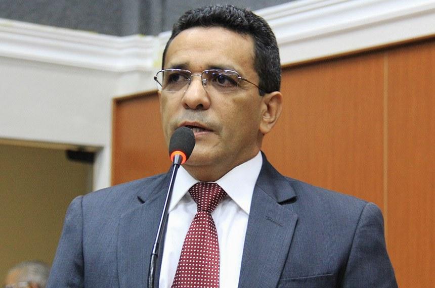 O deputado estadual de Roraima, Mecias de Jesus disputa uma vaga ao senado nas eleições de 2018