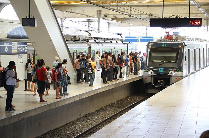 Superintendência de Trens Urbanos do Recife- CBTU Recife